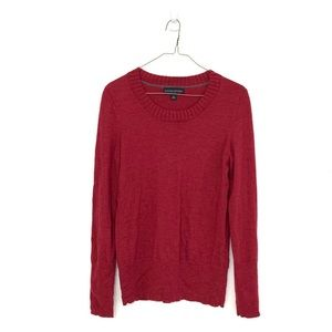 BR Extra Fine Italian Merino Wool Sweat sz M 🎀